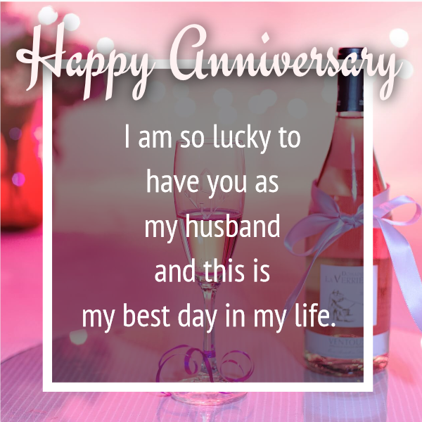 Wedding anniversary wishes for your husband in images as a dad to our kids and as my lover i have been happy in your arms and i could see that well be happier m4hsunfo