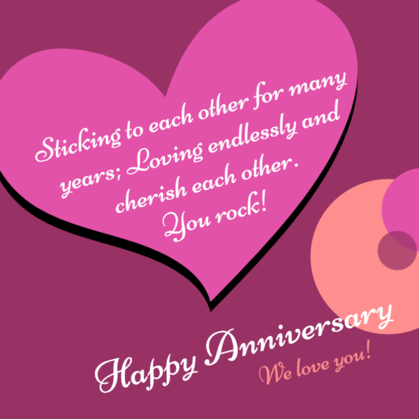 Wedding Anniversary Wishes Images For Your Parents